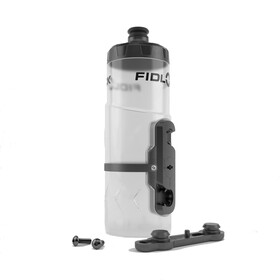 Fidlock Twist Bottle 600 Vätskesystem incl. Mount transparent